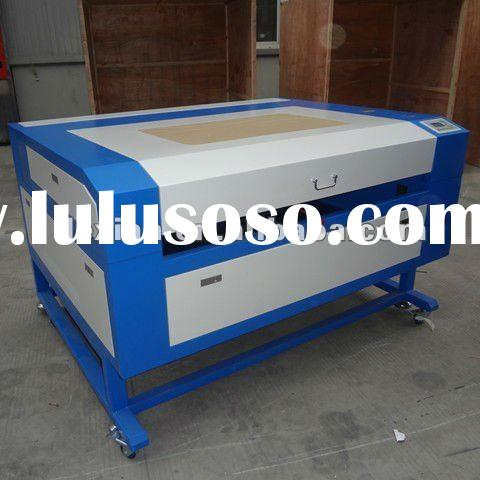 co2 laser cutting balsa wood machine with high quality