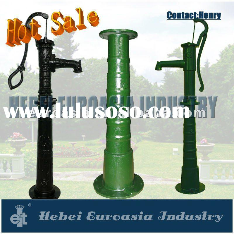 gardon Cast Iron Water Well Hand Pump for Spain