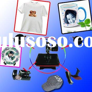 heat transfer machine for t-shirt, mug printing