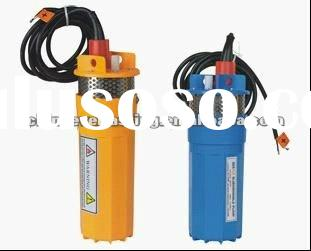high pressure DC12V/24V DC Submersible Pump