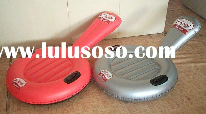 inflatable spoon sledge inflatable advertising items inflatable promotional items inflatable display