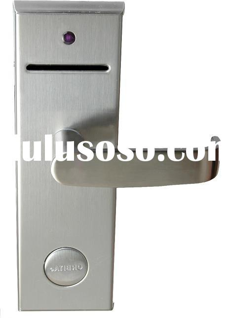 keyless IC card lock system for hotel