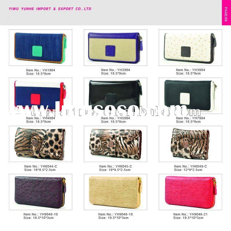 leather wallet for women/wallets ladies(item no:per picture)