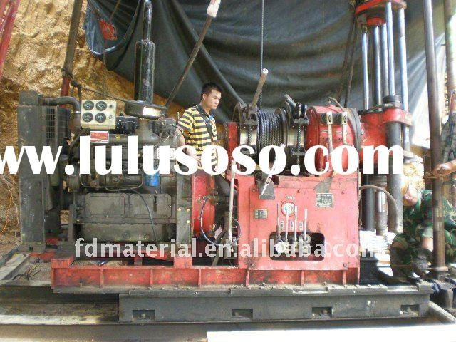 mineral core drilling machine for soil investigation and mineral exploration