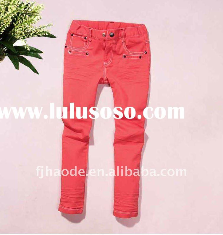 new fashion ladies hot jeans pants,denim jean hot pants,tight ladies jeans pants