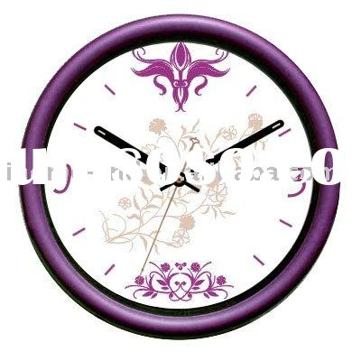 promotion quartz wall clock/quartz clock movement