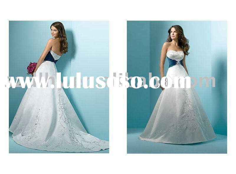 sell 2010 new style wedding gown TY3281