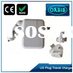 universal 5v 1a usb power adapter with car charger