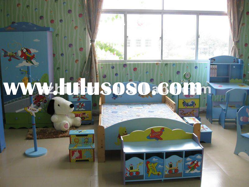 wooden children Bedroom furniture 2-15 years old