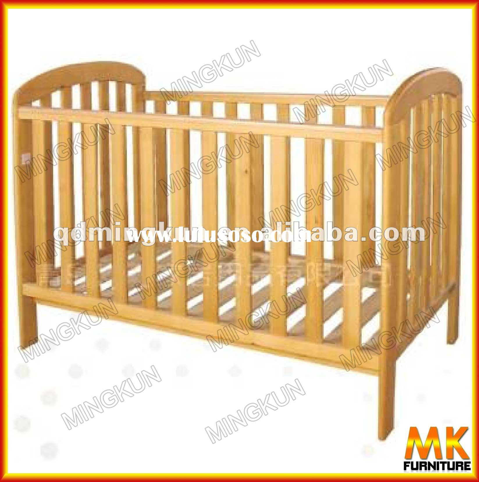 How To Build A Baby Crib Step By Step Plans Diy Free