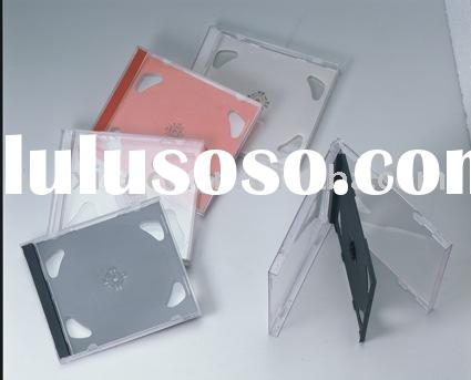 10.4mm Double CD Jewel Cases