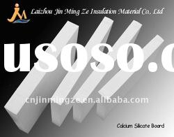 1100 C Calcium Silicate Thermal Insulation Boards/Fireproof and Waterproof material