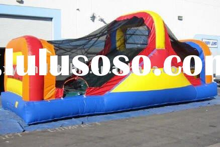 12 Foot outdoor slides with a sunshine cover