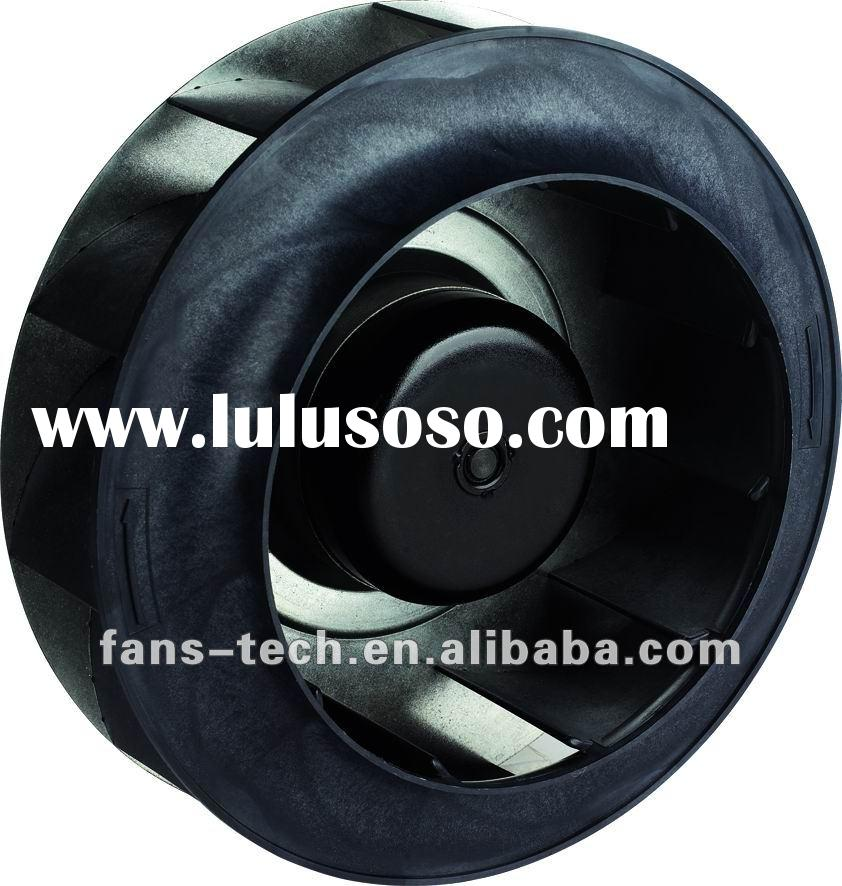 12vdc brushless backward curved centrifugal fan 250mm