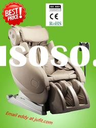 2012 3D Luxury heat Massage Chair Therapy with Zero Gravity,Anion and Music Display