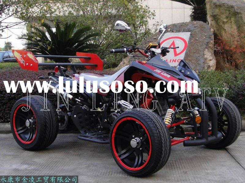 250CC ATV LONCIN EEC 4 storke, Water Cooled , For 2 Passengers,China import