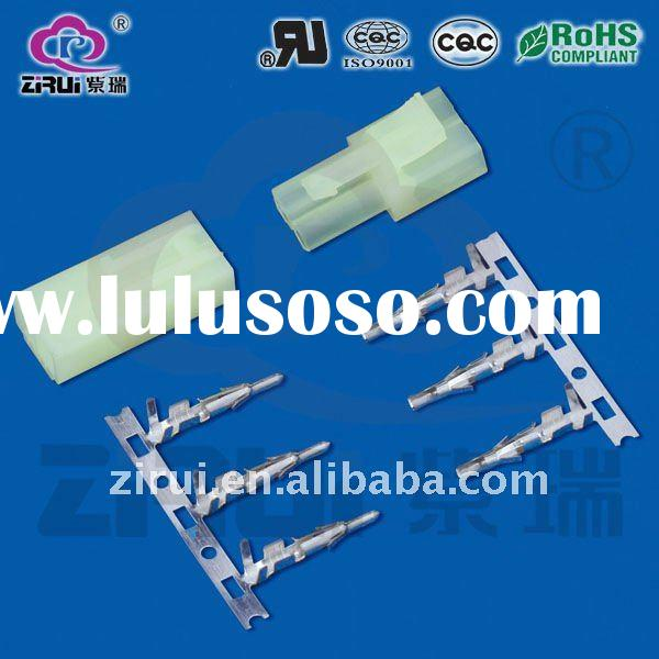 4.5mm pitch wire to wire connector and brass pin terninal 610024/610040