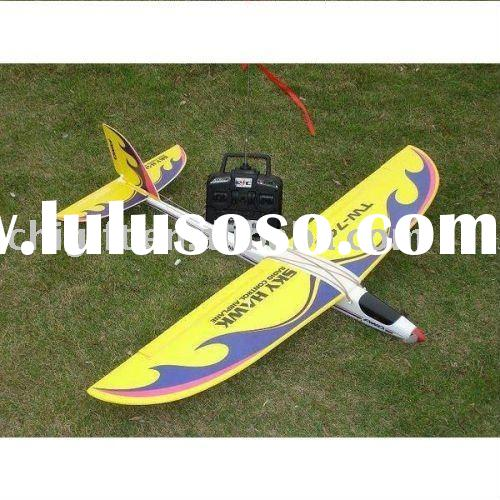 4 CH Sky Hawk Electric RC Airplane Glider RTF