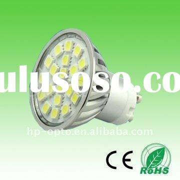 5050 SMD 4w dimmable GU10 led lamp