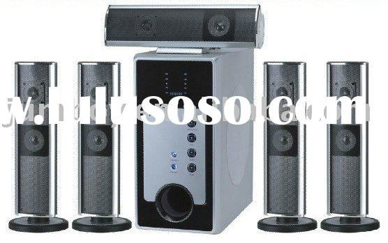 5.1 Karaoke home theater, 5.1 home theater system, 5.1 channel speaker box