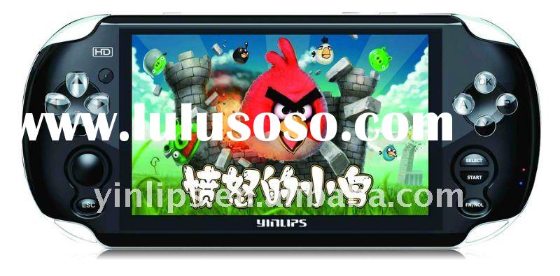 5'' Android2.3 Wi-Fi TOUCH Screen mp4/mp5 Game Player