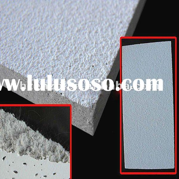6.5mm to 20mm thickness Mineral wool board ---Acoustic