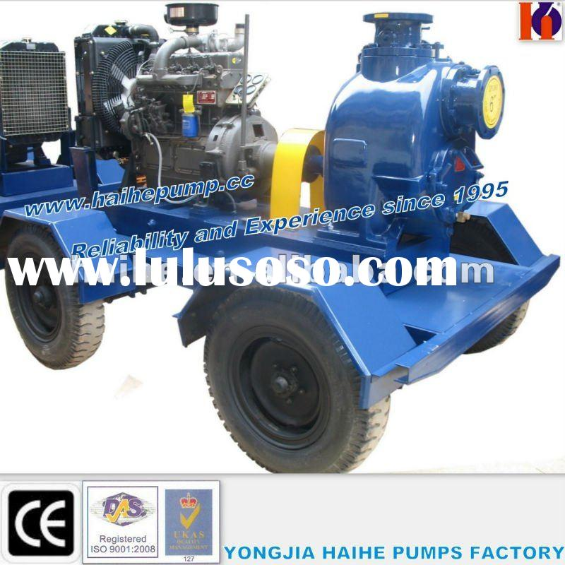 6 Inch Diesel Engine Water Pump Set