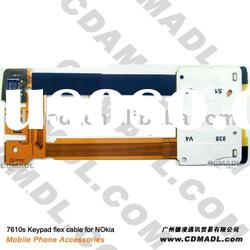 7610s Keypad flex cable for NOkia