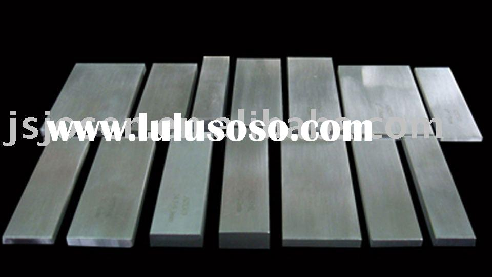 AISI316(L), 310S,303,304(L),316,410,416 stainless steel flat bar with ISO9001:2008