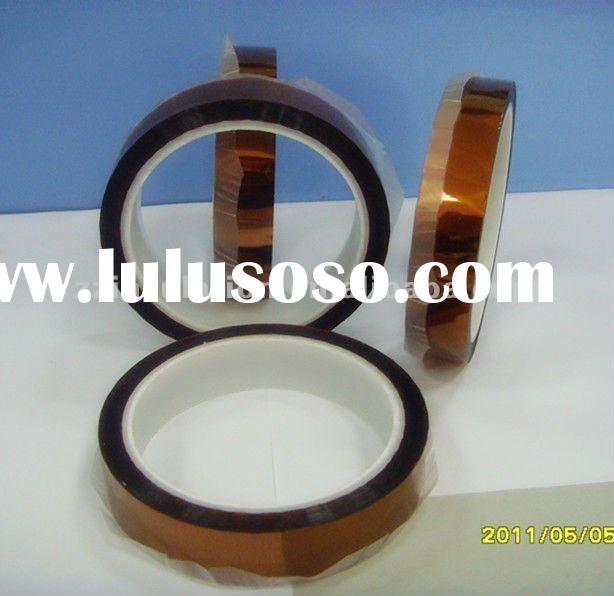 Adhesive Transfer Dried Polyimide Mylar Double Sided Tape
