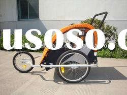 Aluminum Baby Bicycle Trailer