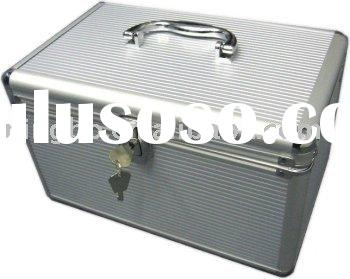 Aluminum cd box / Dj music aluminum cd / dvd case / box - 200 pcs