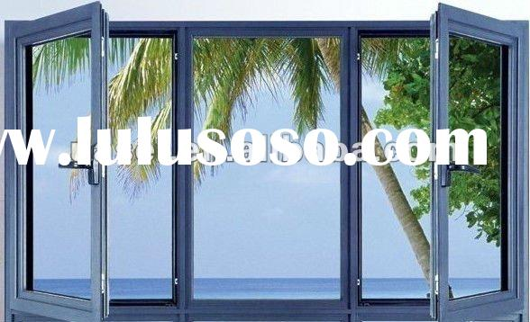 Aluminum open window for sale in Shenzhen China