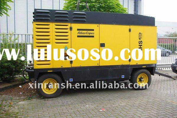 Atlas Copco screw compressor,rotary air compressor,screw air compressor,portable air compressor