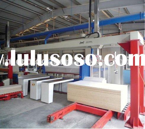 Auto loading system for beam saw