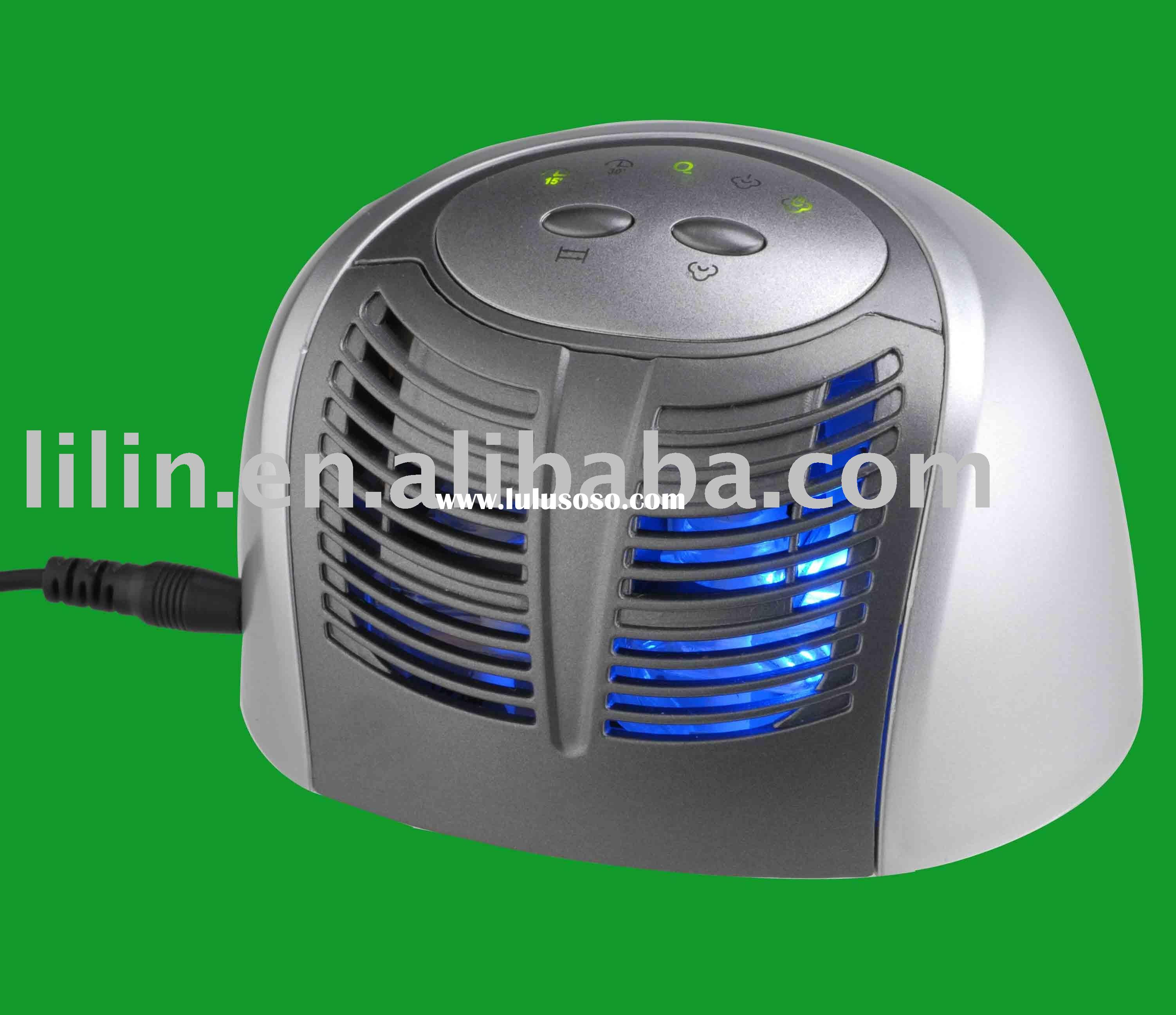 Automatic Fragrance-Changing Oxygen Bar at Auto,Home,Office,Computer(Air Purifier,Air Sterilizer,Ion