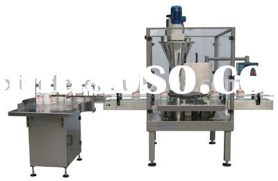 Automatic bottle coffee packaging machine