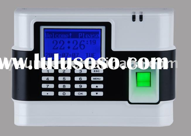 B-280 fingerprint time attendance and access control