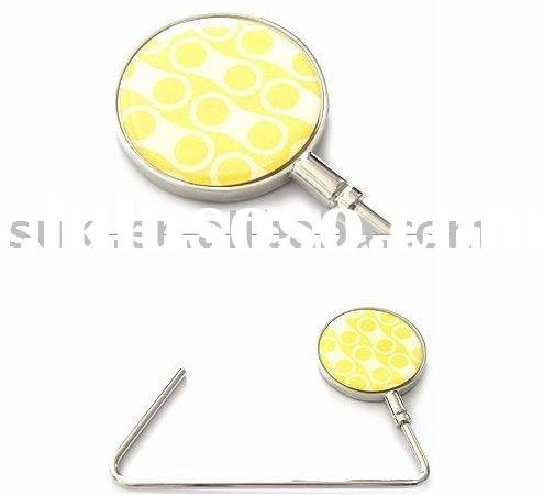 Bag hanger, Sunny picture handbag hook