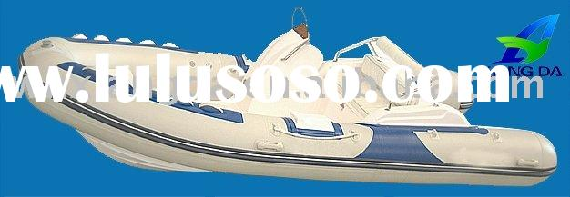 Boats Fiberglass/Rigid Inflatable Boat