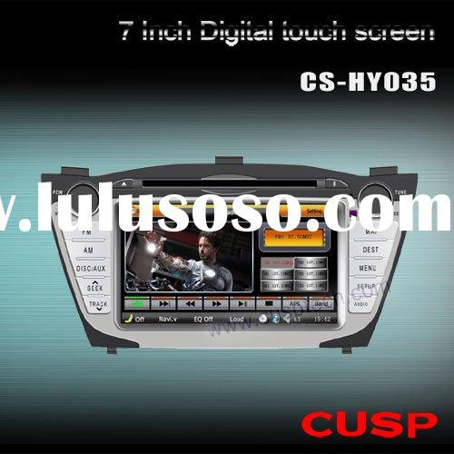 CAR DVD PLAYER FOR HYUNDAI IX35 / TUCSON 2010