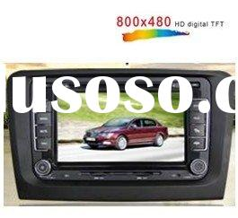 Car DVD player for SKODA Superb( TID-7501 Superb)