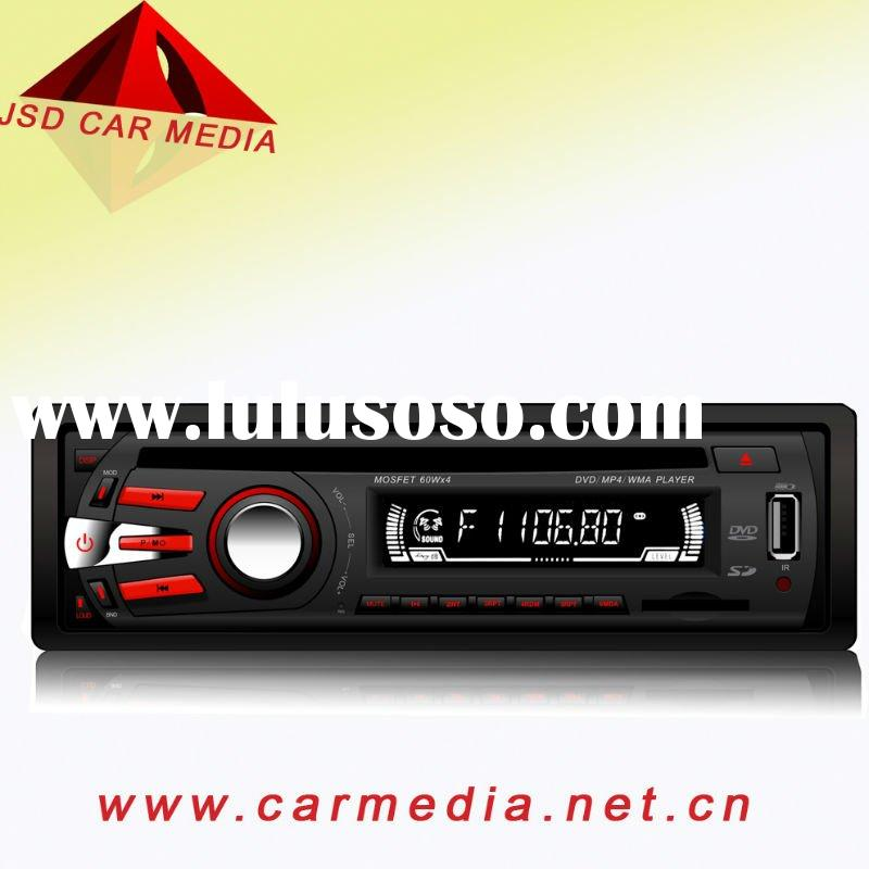 Car DVD player with DVD/AM/ FM/USB/SD/MMC/AUX/Remote control