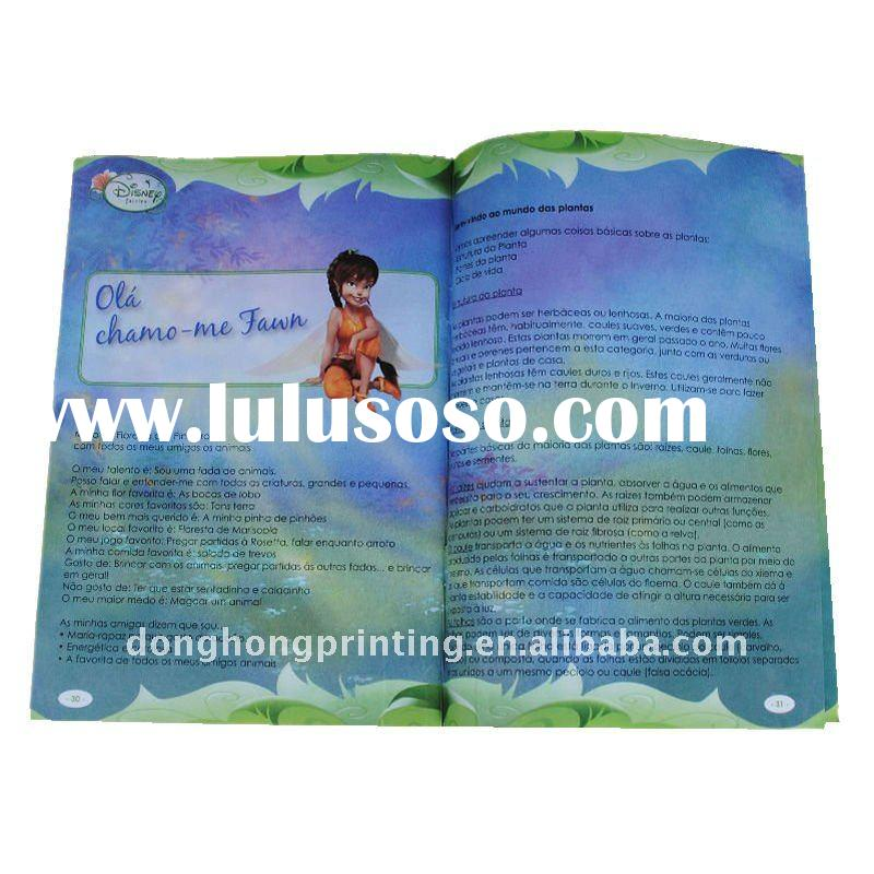 Cheap book printing for advertising