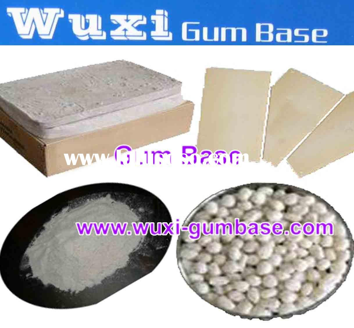 Chewing Gum Base