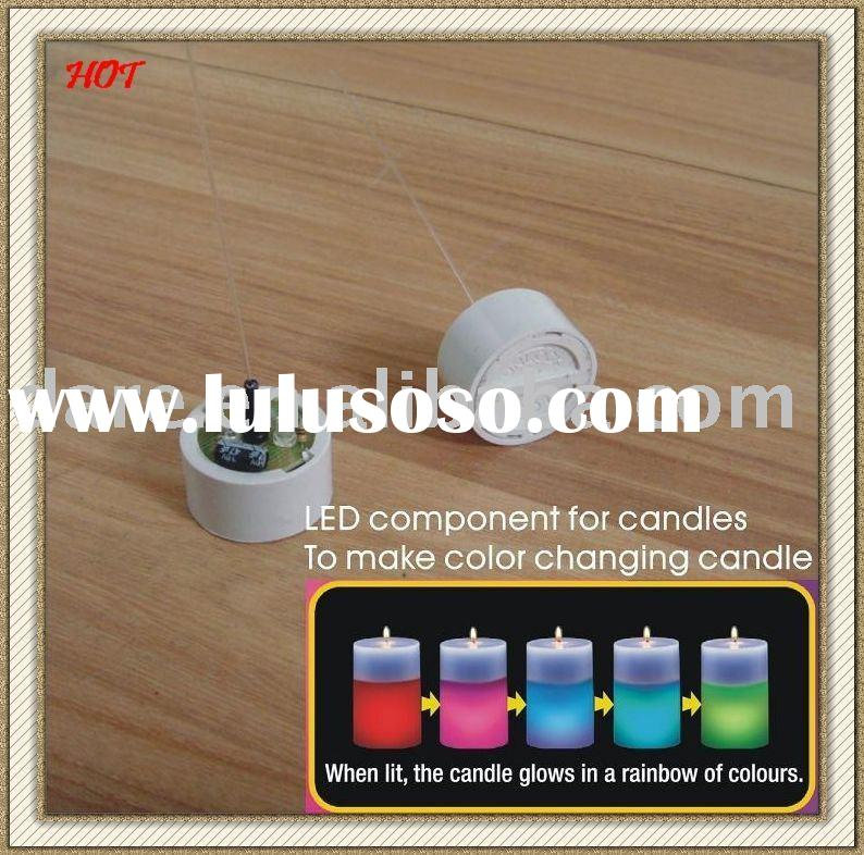 Color Changing LED light component