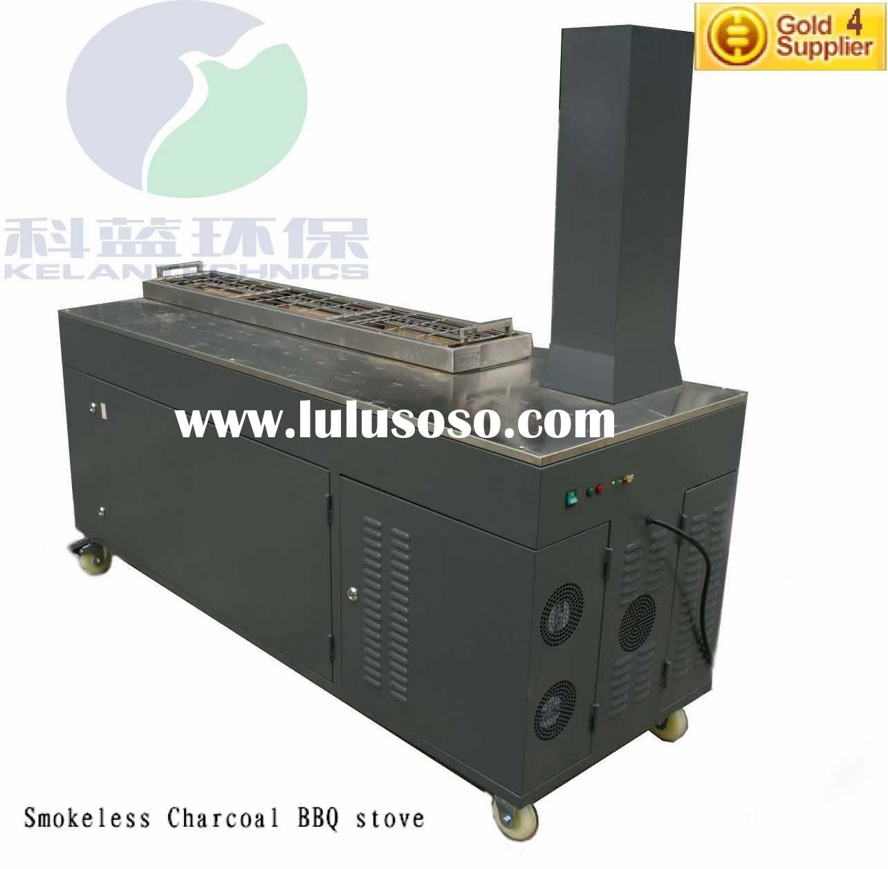 Commercial BBQ/Barbecue Charcoal Grill