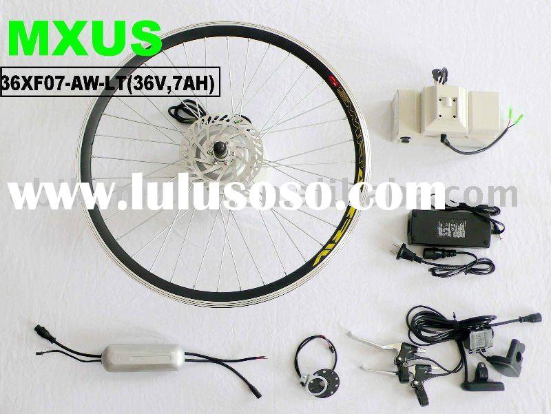 DIY electric bicycle kit&ebike hub DC motor&gear motor kit/electric bike pars