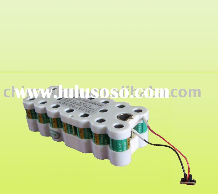 D 4500mAh 24v rechargeable Nicd battery pack