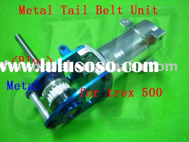 F00356 F-H50073-2 Metal Tail Belt Unit for ALIGN TREX T-REX 500 CF GF Rc Helicopter + accept Paypal